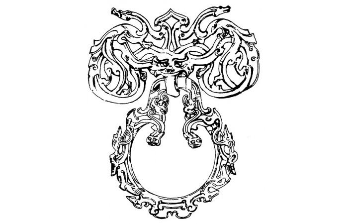 秦汉时期图案设计元素(十五)