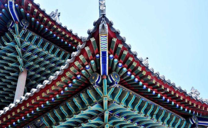 中国建筑文化