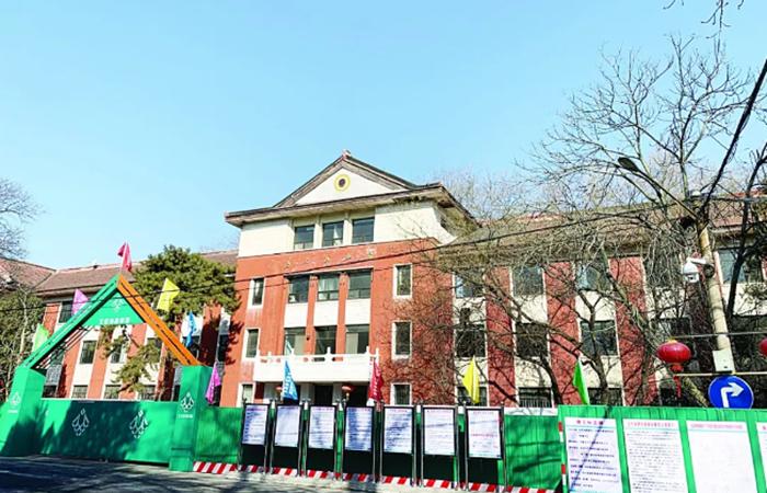 北京电影制片厂近现代建筑群保护修缮工程正式启动