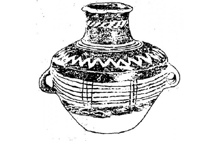 春秋战国时期纹样图案(五)