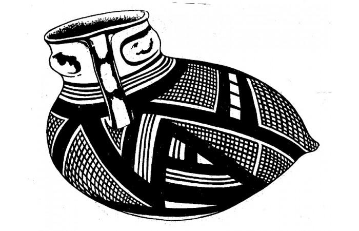 春秋战国纹样设计元素(八)