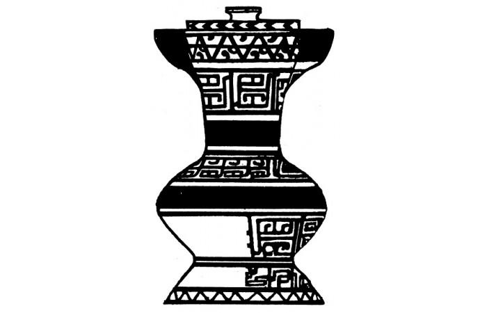 春秋战国时期纹样元素(十六)