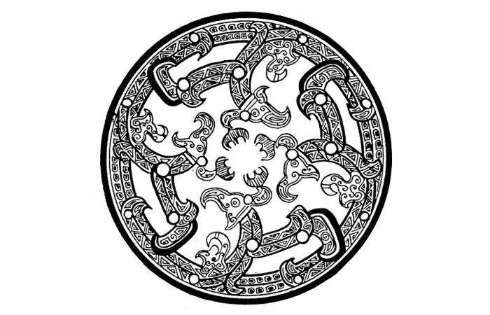 元明时代纹样设计元素(三)
