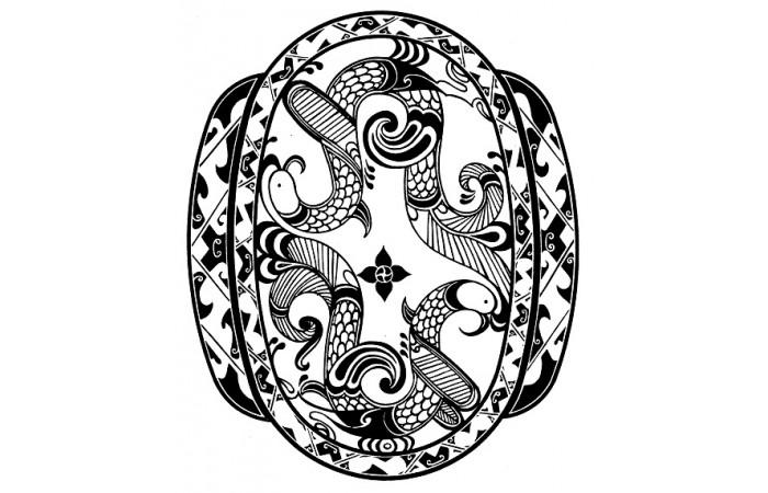 元明时期纹样设计元素(五)