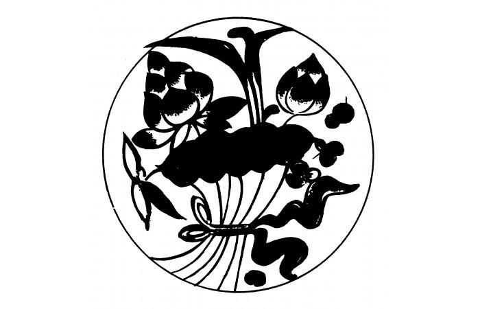 元明时期纹样图案元素(九)