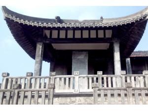 石刻碑亭修缮项目