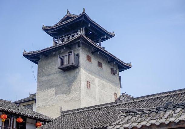 巴渝碉楼与民居建筑