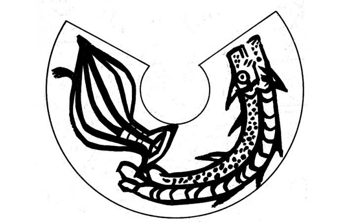 原始社会纹样设计元素(六)