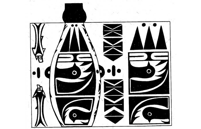 原始社会纹样图案元素(八)