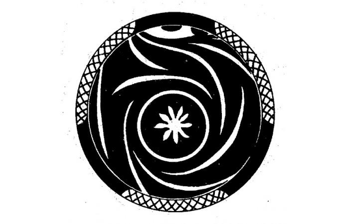 原始社会纹样设计图案(十三)