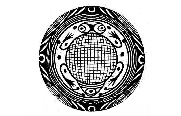 原始社会纹样设计图案(十五)