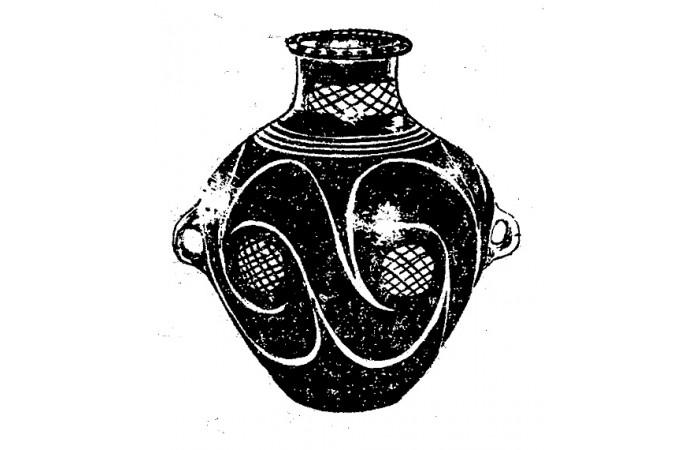 原始社会纹样图案元素(十六)