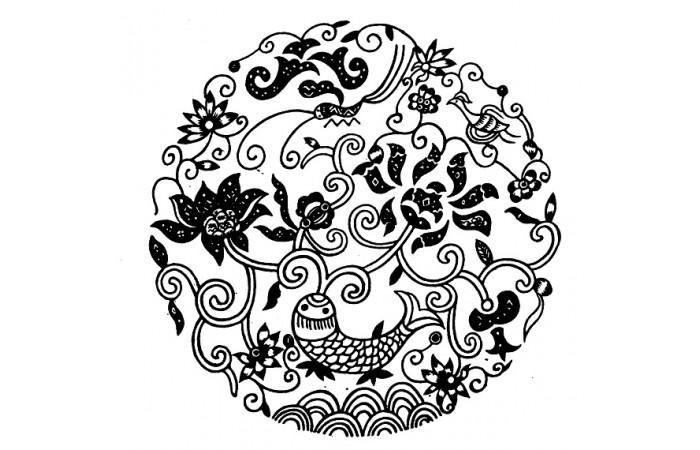 近代时期纹样图案元素(六)