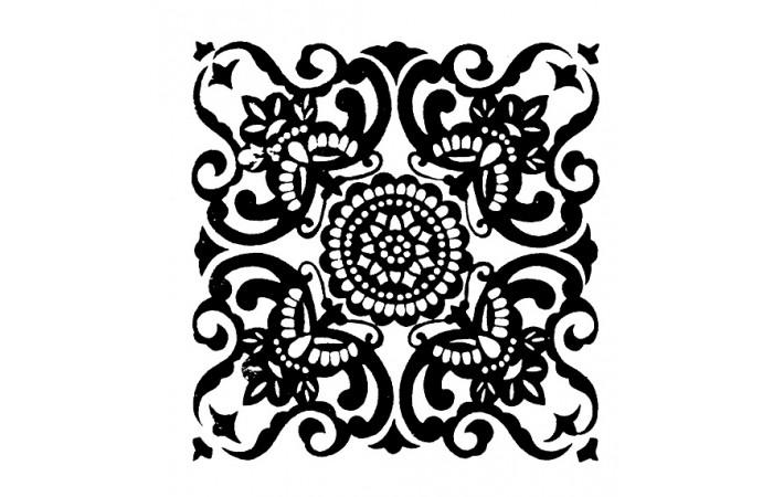 近代时期纹样设计元素(七)