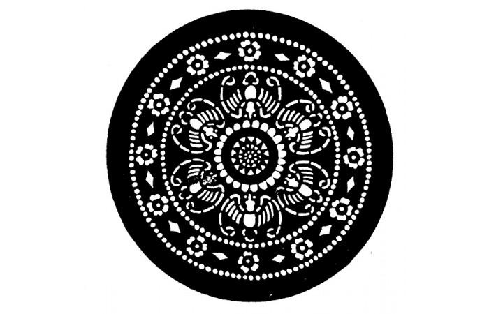 近代时期纹样设计图案(八)