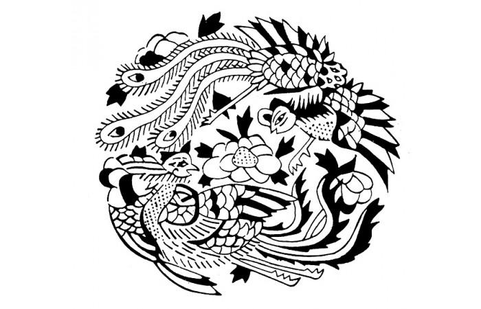 近代时期纹样设计图案(九)