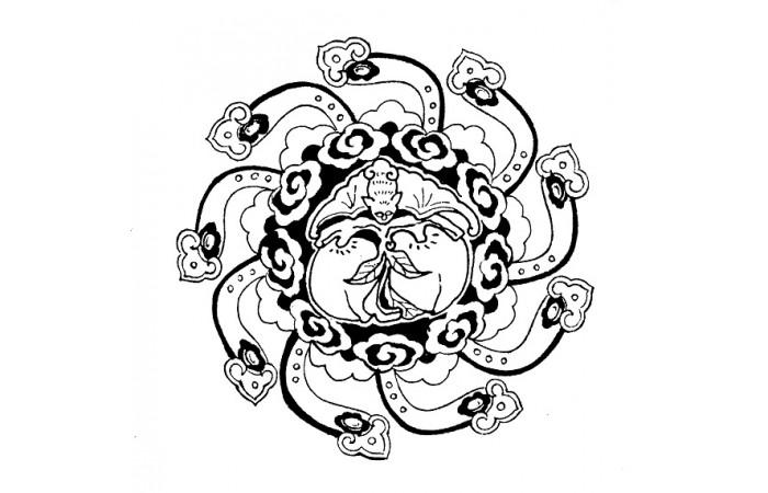 近代时期设计图案元素(十三)