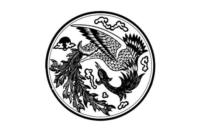 近代纹样设计图案元素(十四)
