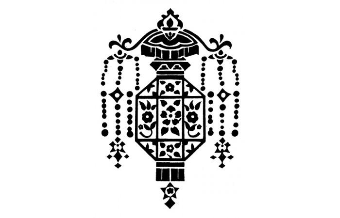清朝时期纹样设计图案(七)