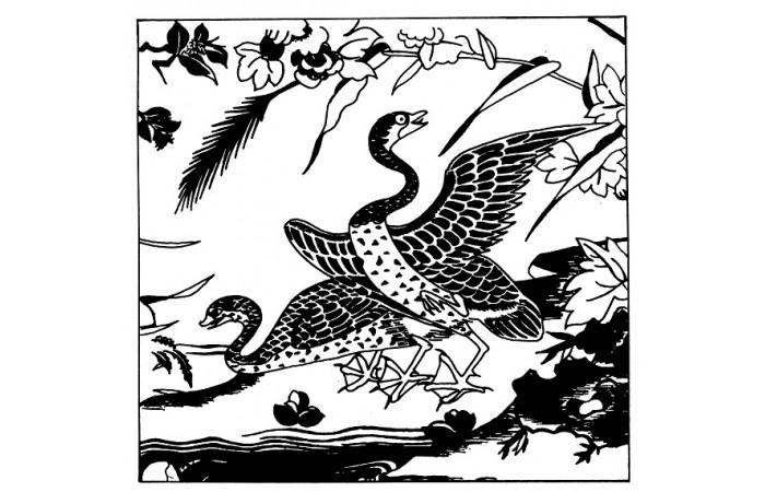 清朝时期纹样图案元素(八)