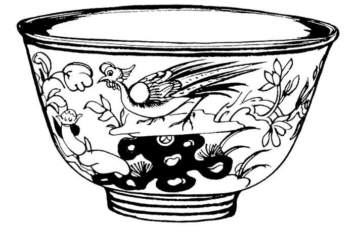 清朝时期纹样设计元素(十一)