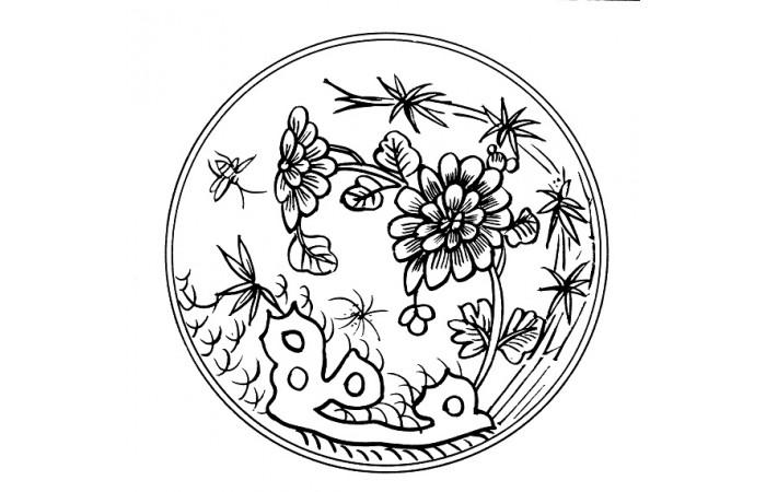 清朝时期纹样图案元素(十二)