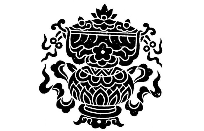 清朝时期纹样设计元素(十四)