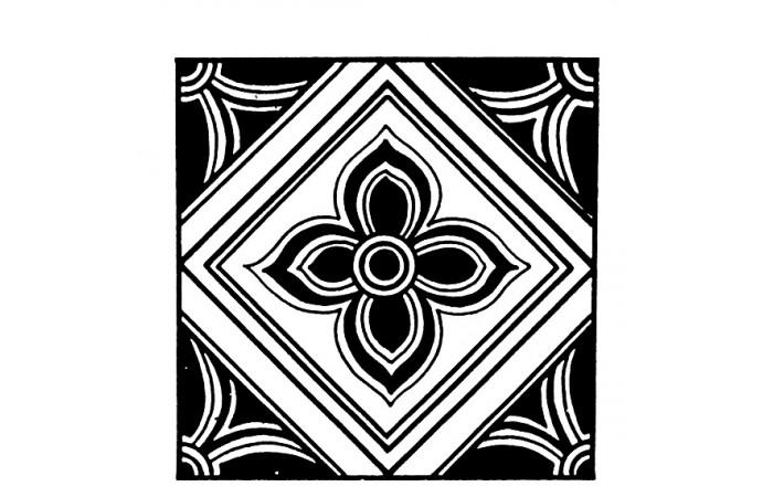 清朝時期紋樣設計圖案(十五)
