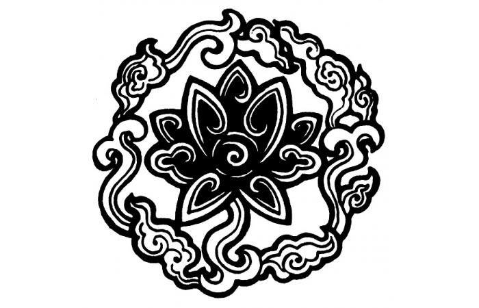 清朝時期紋樣設計圖案(十六)