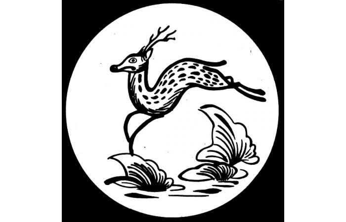 隋唐时期纹样设计图案(七)