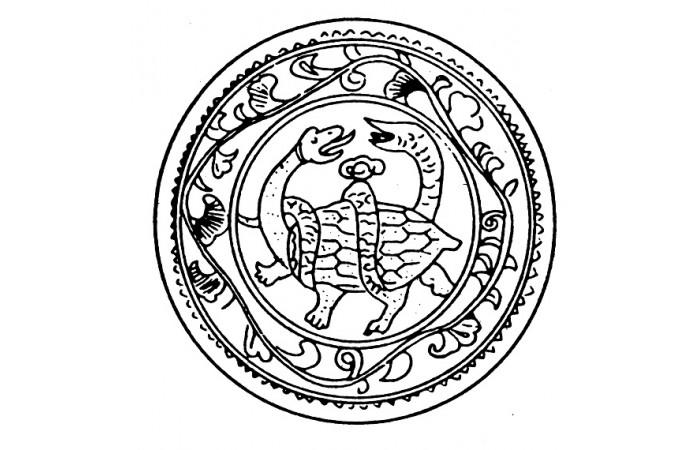 隋唐時期紋樣圖案元素(十四)