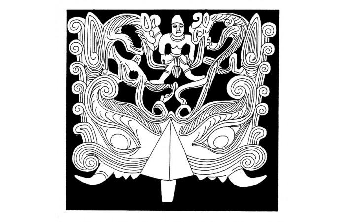 魏晋南北朝纹样设计图案(八)