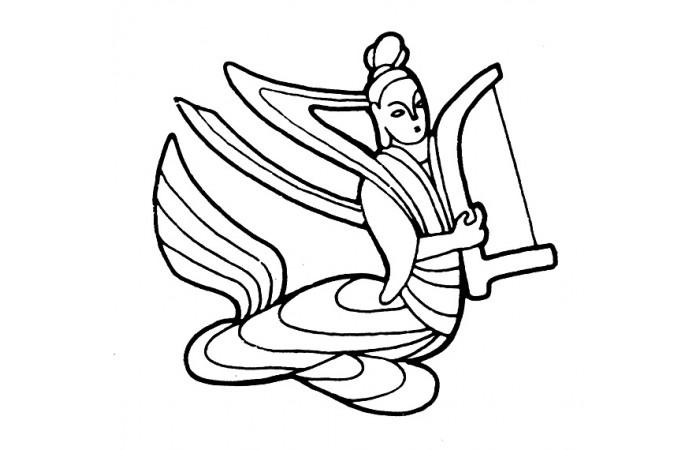 魏晋南北朝设计图案元素(十四)