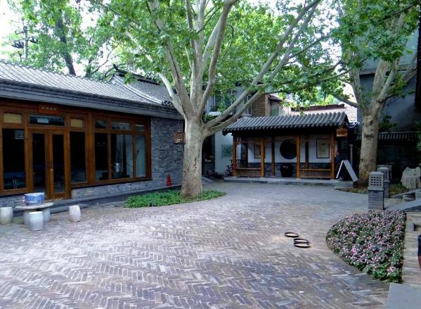 北京老城区改造