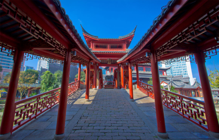 中国古建筑常见的十种建筑形式介绍