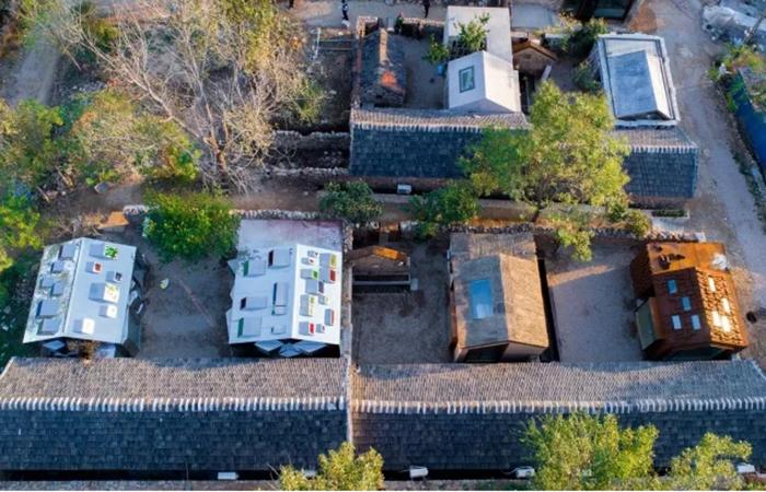 民宿建筑景观——凤凰措的改造重生