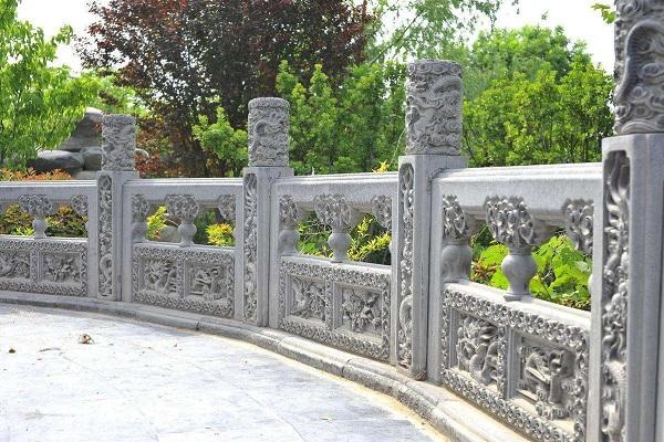 花岗岩栏杆