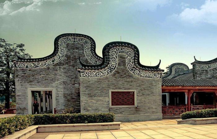 中国建筑文化之岭南建筑文化特色