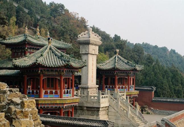 中国古代木架建筑