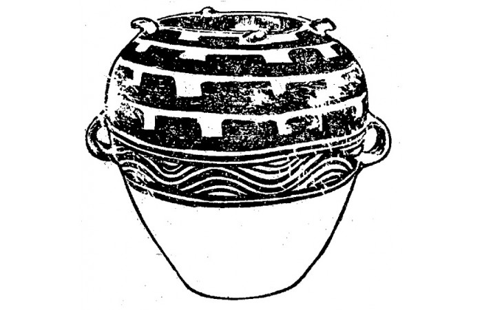 原始社會紋樣圖案元素(二十)
