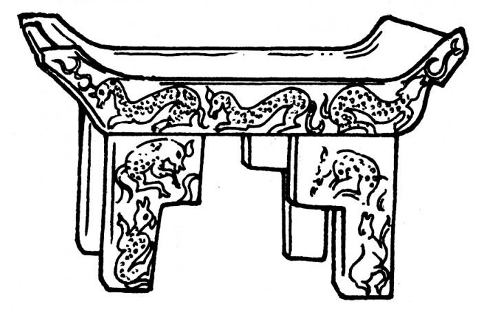 春秋戰國時期紋樣元素(十七)