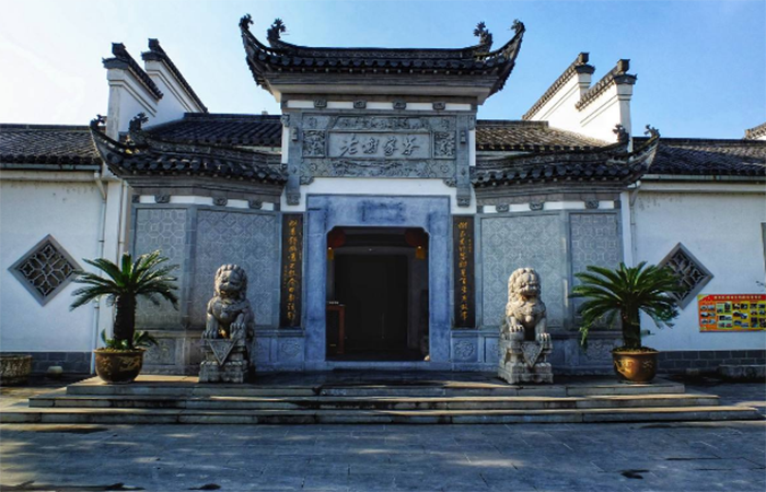 复兴传统建筑文化,突显特色小镇特色属性!