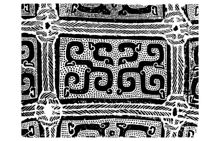 春秋战国时期纹样元素(二十)