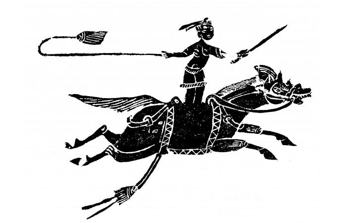 秦漢時期紋樣元素(十七)