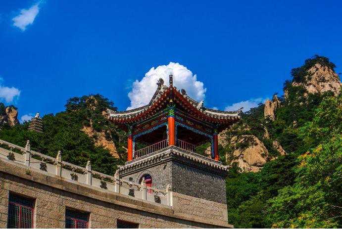 辽宁香岩寺