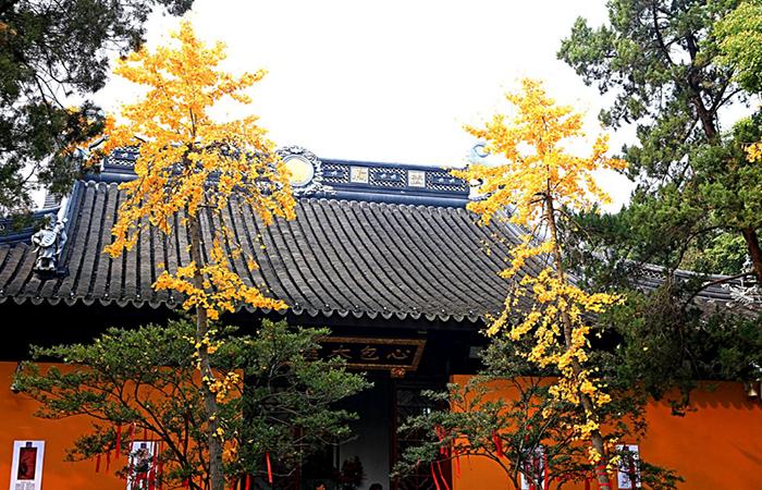 中国寺庙建筑何其多,据说这里最灵验!