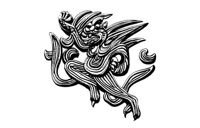 魏晋南北朝纹样元素(十八)
