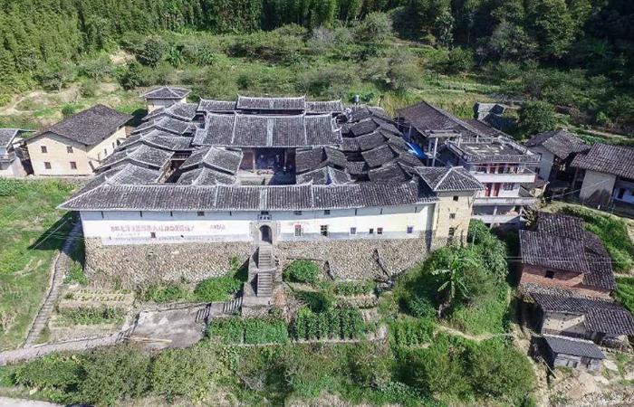 中国建筑永泰庄寨:南方民居防御建筑的奇葩