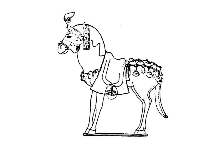 魏晋南北朝纹样设计元素(十九)