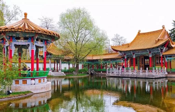 中西建筑文化交流:看国外有中国风格的园林和建筑